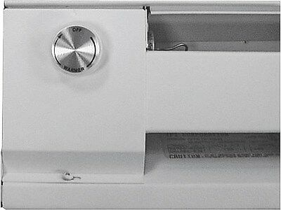 Thermostat Baseboard Heater,No TBS,  Tpi Corp