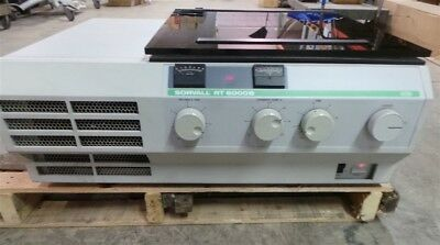Sorvall Benchtop Refrigerated Centrifuge Rotor & Buckets RT6000B Clean