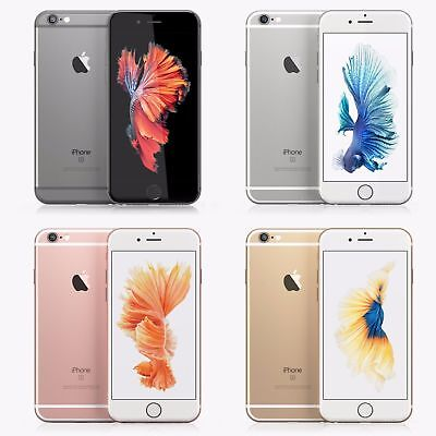 Apple iPhone 6S 16GB 64GB 128GB - AT&T Only Smartphone