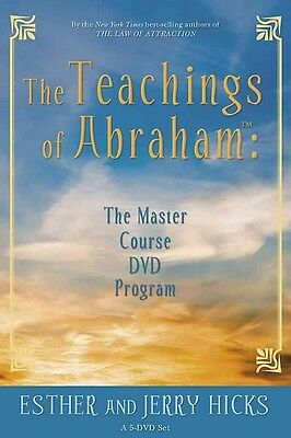 The Teachings of Abraham by Jerry Hicks DVD-Video Book