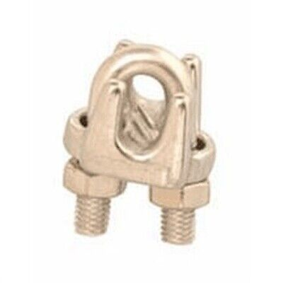 Stainless Steel Wire Rope Clip,No T7633003,  Apex Products Llc