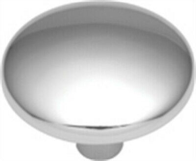 """Knob,1-1/4"""" Convex Chrome by BELWITH / FORTRESS SECURITY"""