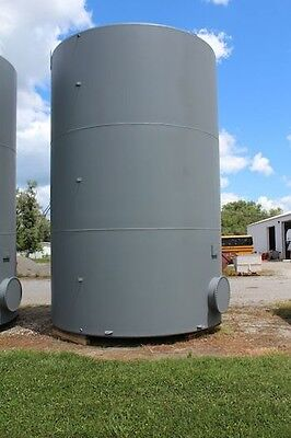 15,000 Gallon Vertical Storage Tank