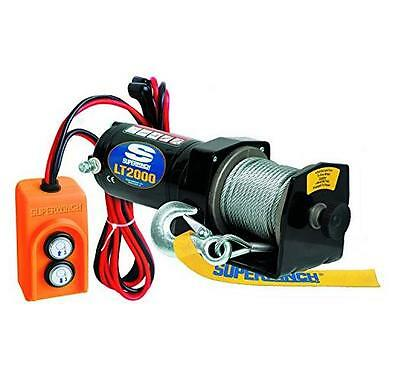 NEW Superwinch LT2000 12V Utility Winch (2,000lb), Towing Products & Winches