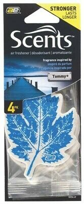 Leaf Scents Tommy,No NOR56-4P,  Auto Expressions Llc