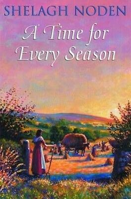 Time for Every Season by Shelagh Noden Hardcover Book (English)