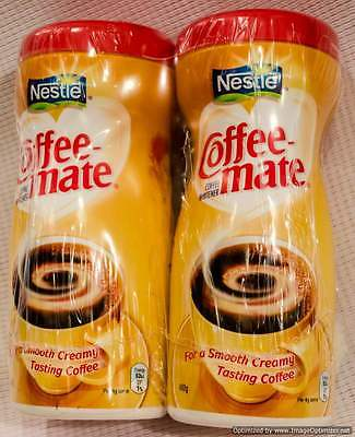 Nestle Professional Coffee Mate Twin Pack 2 x 400g