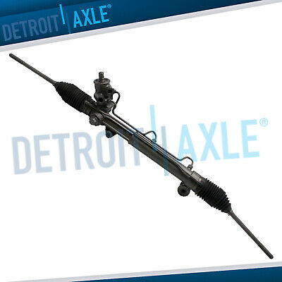 Complete Power Steering Rack And Pinion Assembly, Malibu Alero Cutlass Grand Am