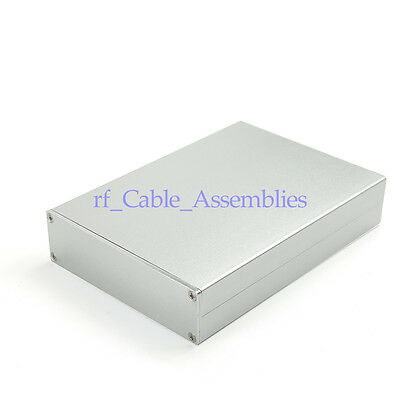 "Split Body Aluminum Project Box Enclosure Case Electronic DIY -6.28""*4.47""*1.29"""