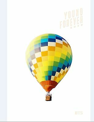 BTS Special Album [Young Forever] Day Ver. 2CD+Photobook+Polaroid+Folded Poster