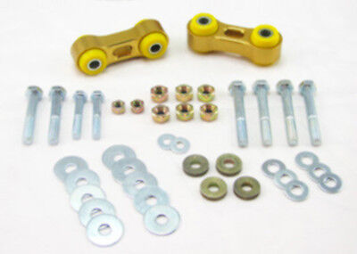 Whiteline Front Heavy Duty Sway Bar Link Pair KLC32 fits Subaru Forester 2.5 ...