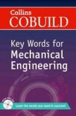 Collins Cobuild Key Words for Mechanical Engineering by Hardcover Book
