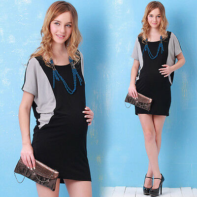 Tunica Vestito Premaman Allattamento Maternity Nursing Tunic Dress SO2066