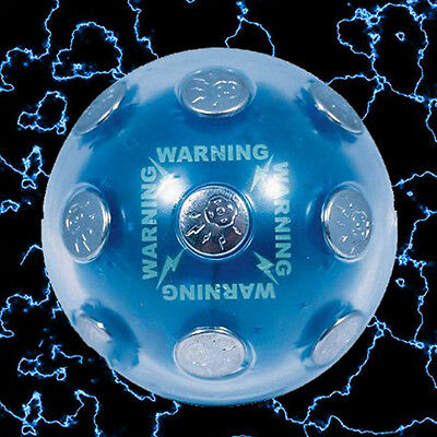 Electric Shock Shocking Glowing Ball Game X'mas Party Entertainment Toy Gift KS