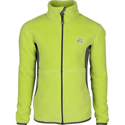 "Kids Warm Jacket ""Sunny"" Polartec 200 Mid Layer for Hiking and Active Children"