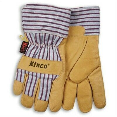 Kinko Cold Weather Pigskin Leather Work Gloves, X-Large,No 1927 XL