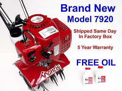 Mantis Tiller 7920 - SAME DAY SHIPPING - New In Factory Box