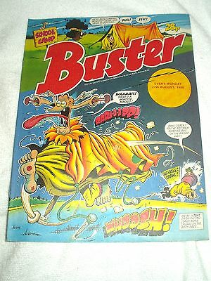 UK Comic Buster 27th August 1988
