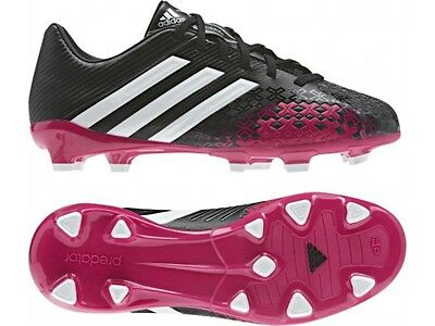 fc29e2c2e39 ADIDAS PREDATOR ABSOLADO LZ TRX FG Soccer Football Cleats Shoes Pink SZ 3.5
