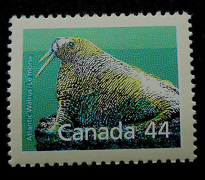 "CANADA P.O. FRESH VF MINT NH** #1171b BOOKLET SINGLE ""ATLANTIC WALRUS"""