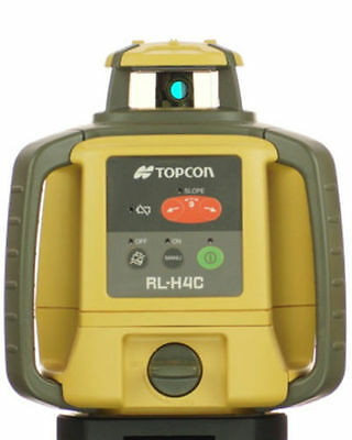 Rotating Laser Level, TOPCON RL-H4C (Brand New)