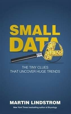 Small Data by Martin Lindstrom Paperback Book (English)