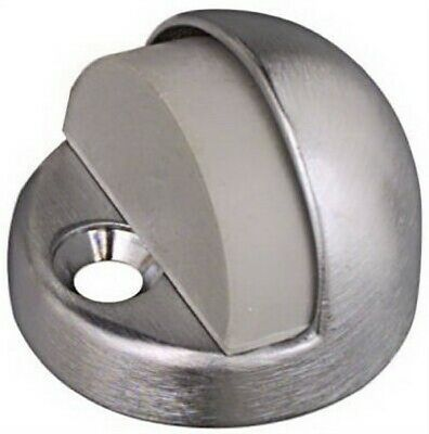 National #N215-814 Chrome Hi-Dome Floor DR Stop,No N215-814,  National Mfg Co