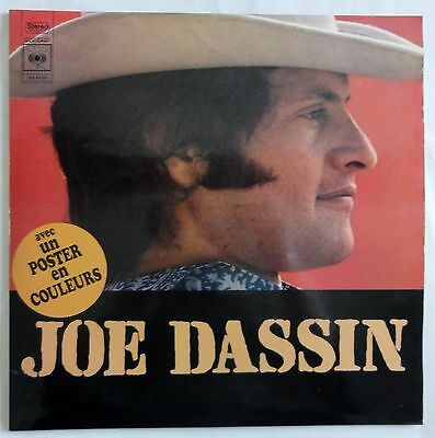 Joe Dassin - Same - CBS - mit Poster - /LP (9841