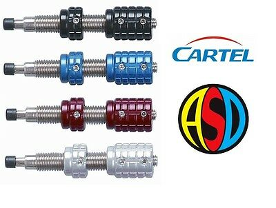Cartel Supra Pressure Button Recurve Archery Choice Of Colours
