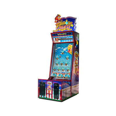 Fishbowl Frenzy Arcade Redemption Game