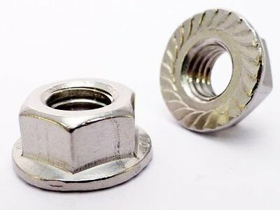 M10 x 1.25 Flywheel Nut