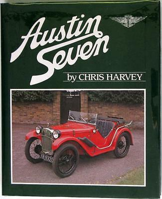 Austin Seven Chris Harvey Isbn:0946609047 Car Book