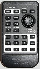 Pioneer FHP80BT FH-P80BT Remote control Spare Part