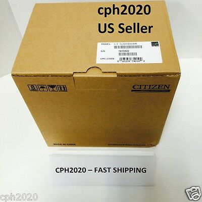 Citizen CT-S310II Point of Sale USB / Serial Thermal Printer - Brand New