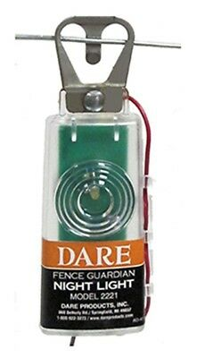 Elec Fence Light Tester,No 2221,  Dare Products Inc