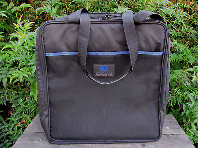 "Creative Memories Tote Bag 15"" x 15"" x 7"" wide Clean Condition - Black"