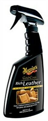 Gold Class Rich Leather Cleaner And Conditioner,No G10916,  Meguiars Inc