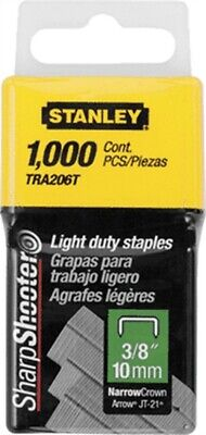 Light-Duty Staples,No TRA206T,  Stanley Consumer Tools