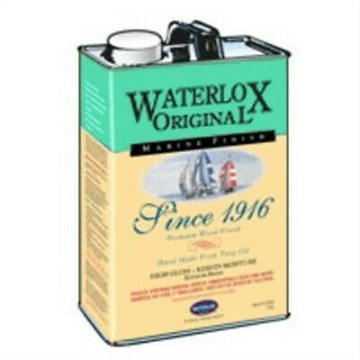 QT MED Marine Sealer,No 23809,  Waterlox Coatings Corp