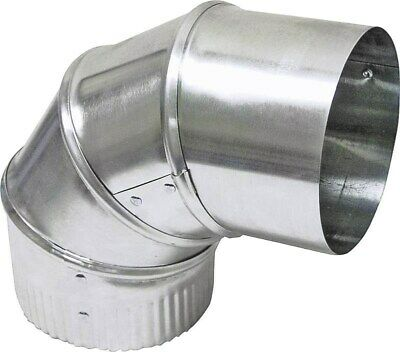 "Lambro #2300 3"" Aluminum Adjustable Duct Elbow,No 2300,  Lambro Industries"