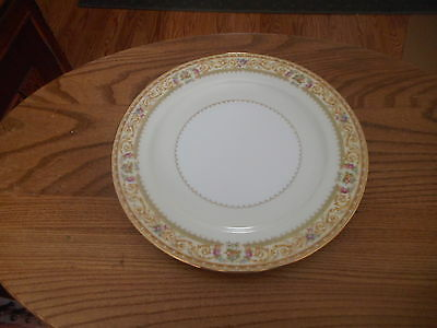 Noritake Lebrun 3739 Fine China Dinner Plate