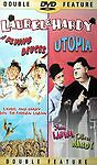 Laurel & Hardy - The Flying Deuces/Utopia (DVD, 2002) Double Feature   NEW