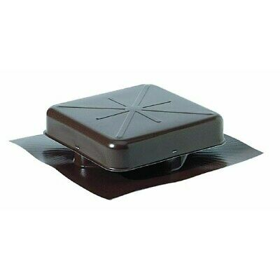 Airhawk Aluminum Square Roof Vent,No 85158,  Air Vent Inc.