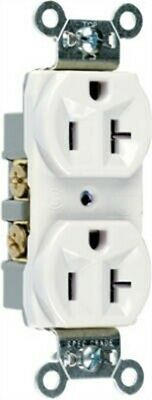 20A IVY HD DPLX Outlet,No CR20ICC12,  Pass & Seymour