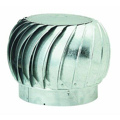 Wind Turbine Attic Ventilator,No CX12IBGVTMIL,  Ventamatic, Ltd.
