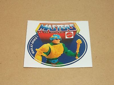 MOTU Masters of the Universe - Sticker Man-At-Arms