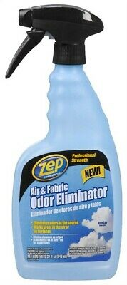 Zep Commercial Fabric And Air Sanitizer,No ZUAIR32,  Zep Inc