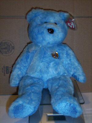 Retired Ty Beanie Buddy Classy The Bear  Mint With Tag