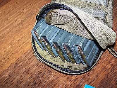 New Usmc Molle Coyote Pouch Utility Ammo Magazine Clip Binocular Gps Military