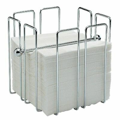 Olympia Napkin Holder Organizer Serviette Cover Bag Party Catering Disposable